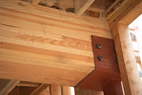Engineered Beam Design ~ Engineered wood products southern components inc