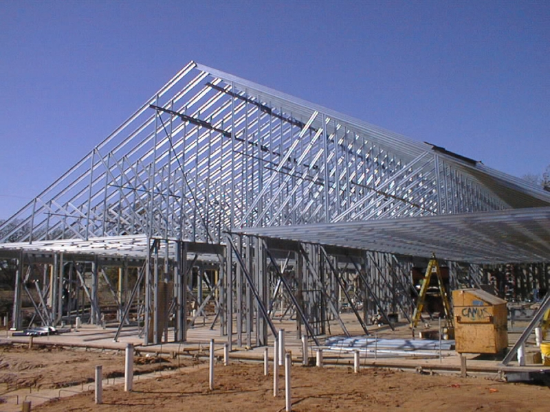 Steel Truss Systems | Southern Components, Inc.