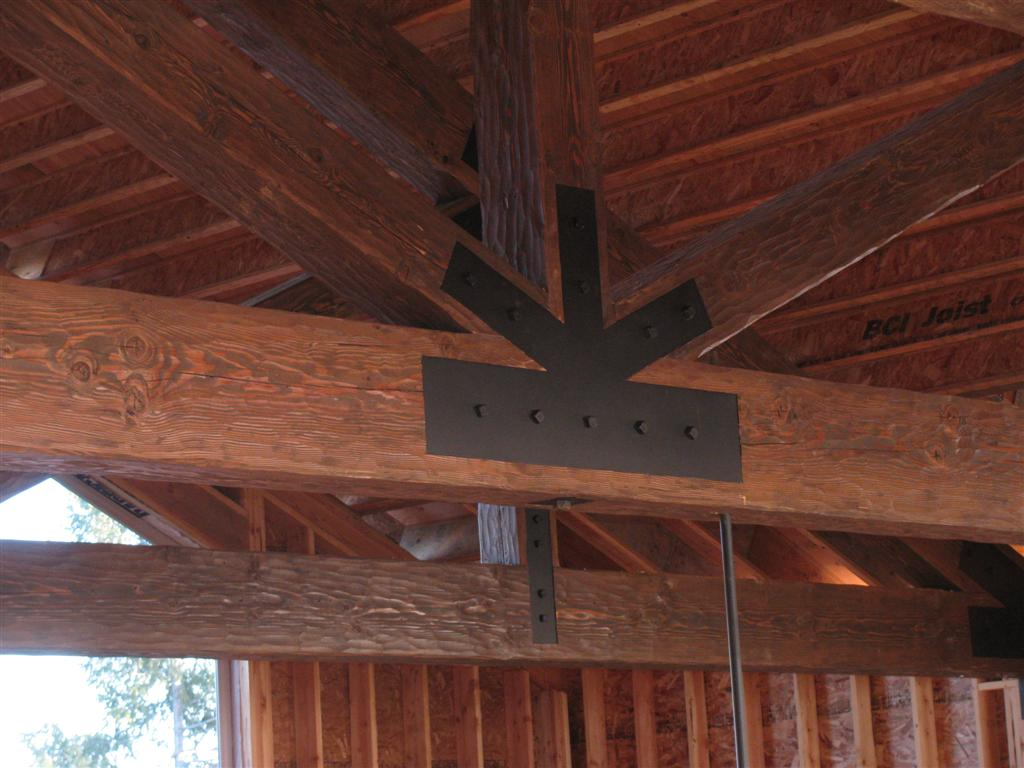 Decorative Timber Trusses | Southern Components, Inc.