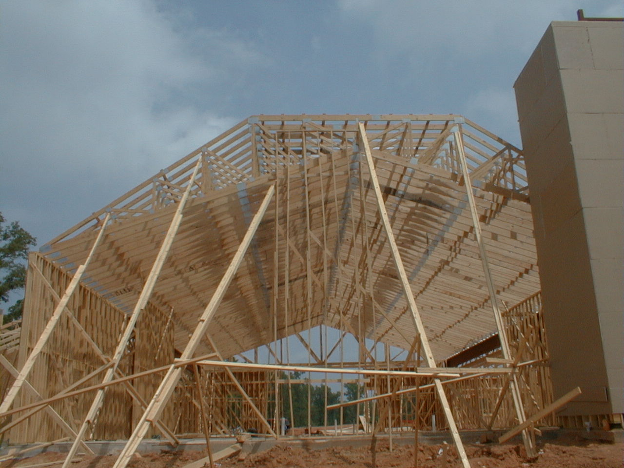 Roof Truss Systems Southern Components Inc